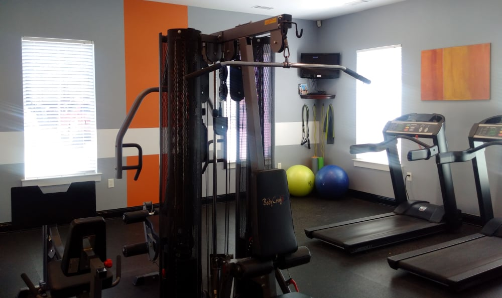 {location_name}} offers a fitness center in Nashville, TN