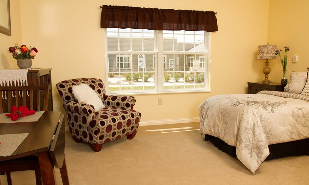 Studio apartment available at Randall Residence of Tipp City in Tipp City, Ohio