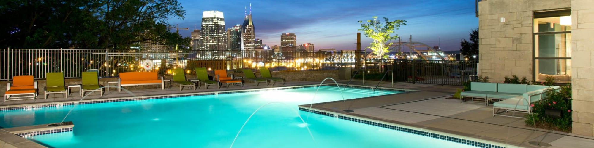 Apply now to live at City View Apartments in Nashville, Tennessee