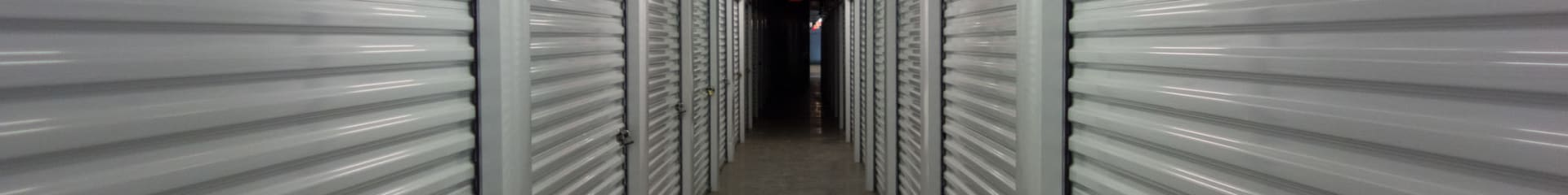 Storage units at D Street Storage in Salem, Oregon