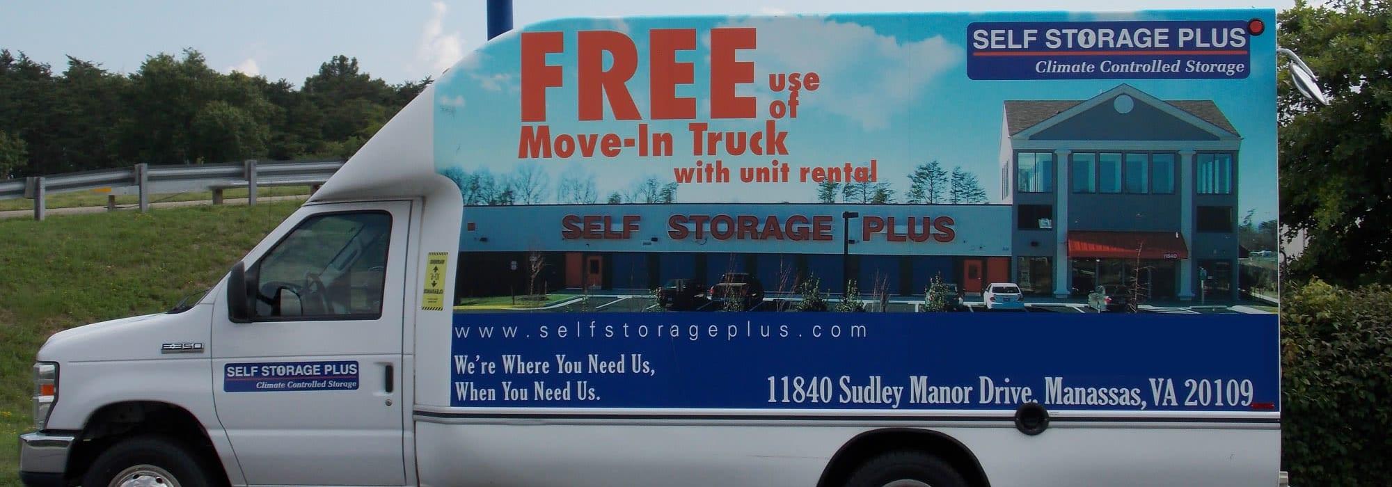 Self Storage Units Bull Run Manassas, VA | Self Storage Plus