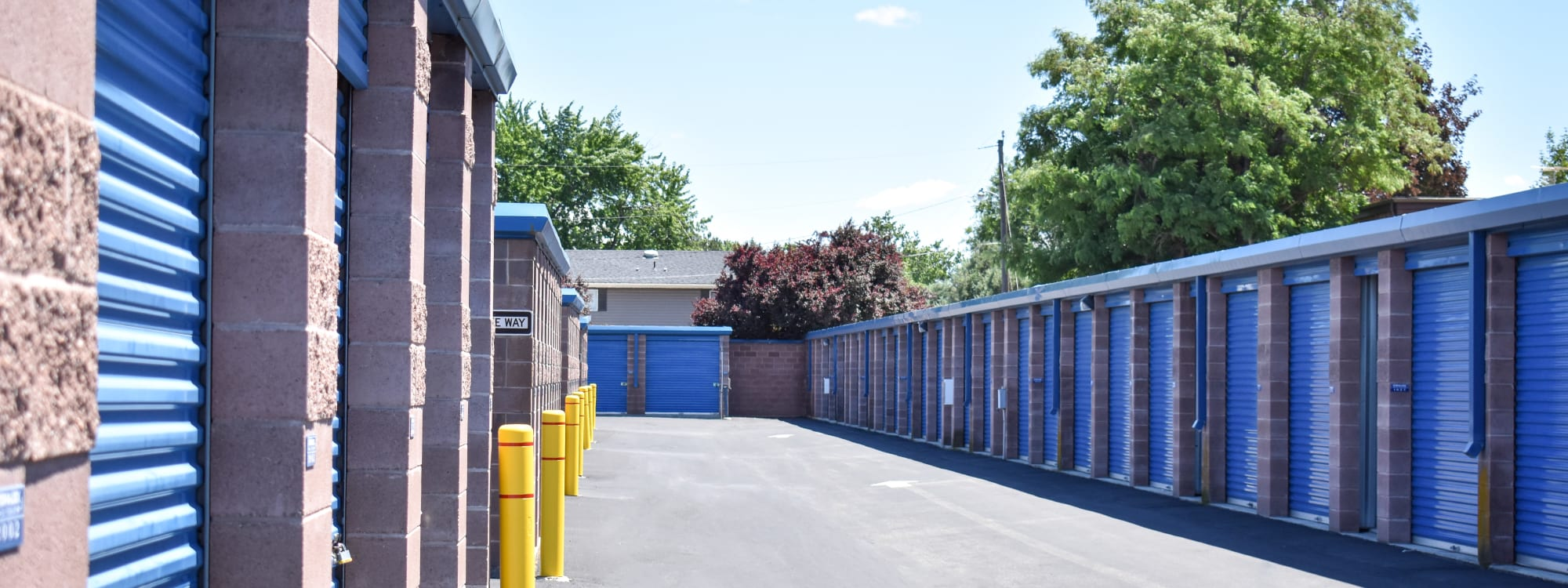 STOR-N-LOCK Self Storage in Boise, Idaho