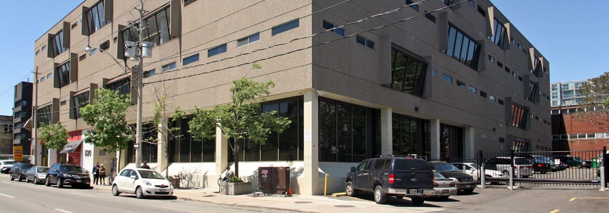 Apple Self Storage - Toronto Downtown in Toronto, Ontario