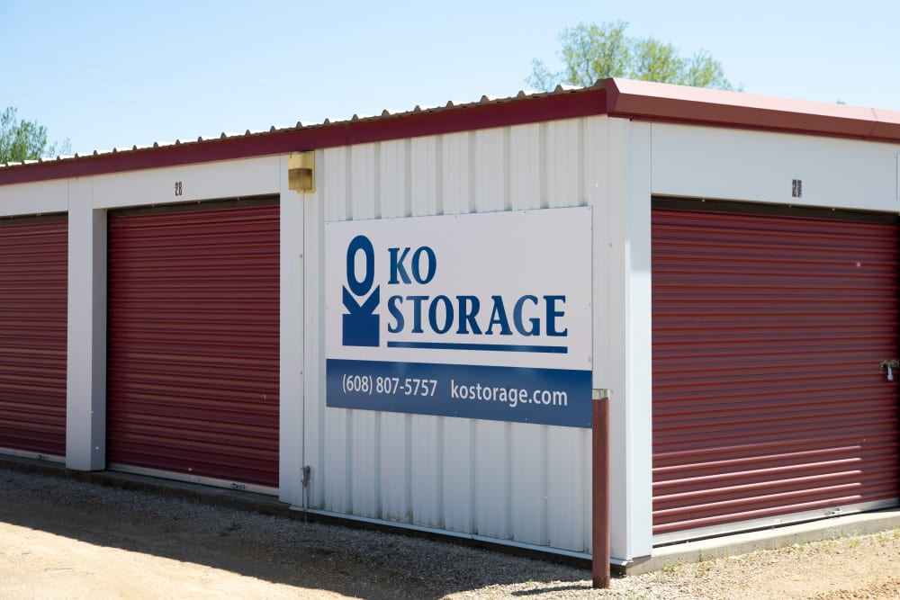 View our hours and directions at KO Storage of Tomah - Superior Ave in Tomah, Wisconsin