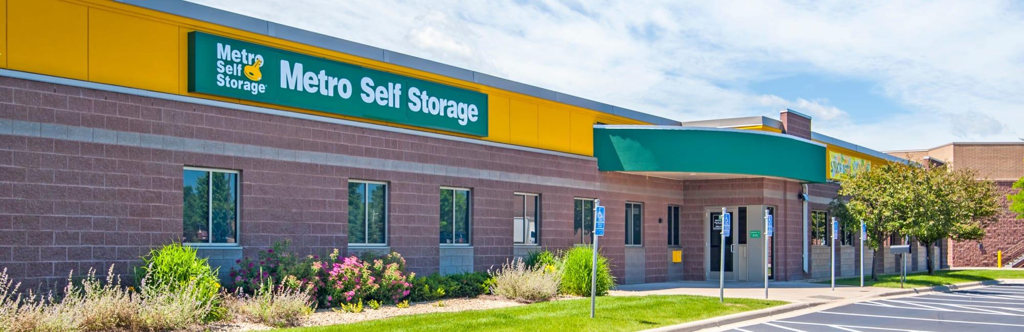 Metro Self Storage in Orono, MN