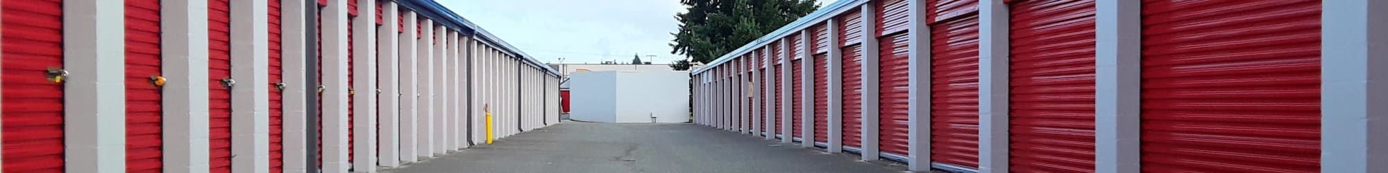 Contact us today at Trojan Storage in Everett, Washington