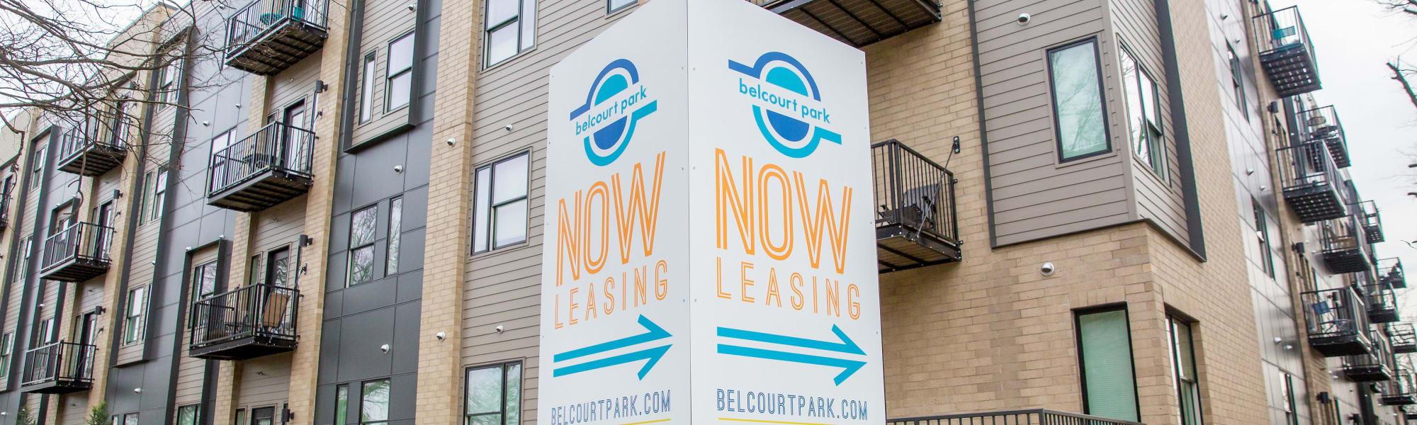 Apply online to Belcourt Park in Nashville, Tennessee