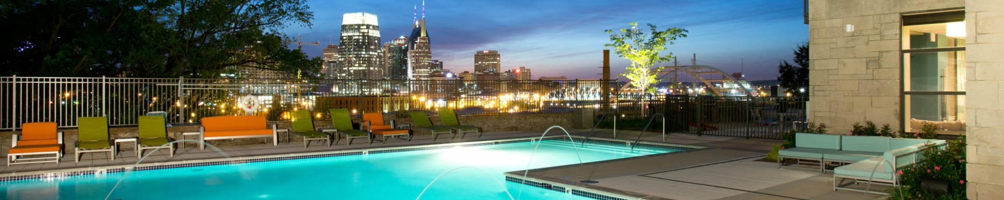 Schedule a Tour at City View Apartments in Nashville, Tennessee