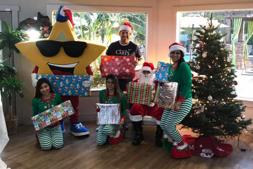 Midtown Grove Apartments giving back for Christmas
