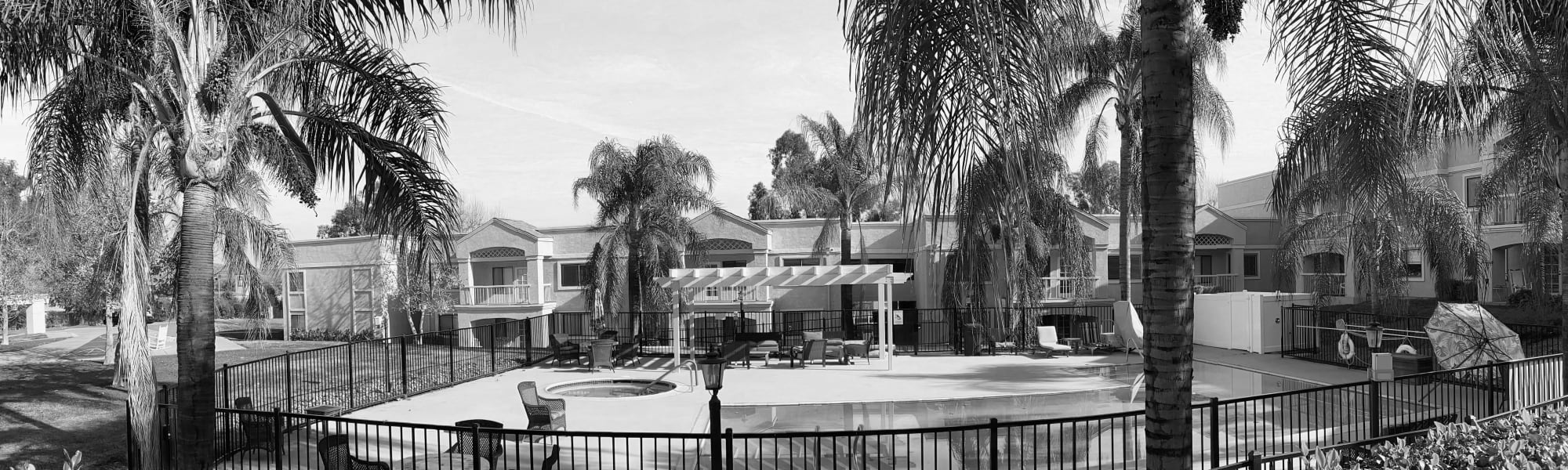 Services and amenities at Pacifica Senior Living Menifee in Sun City, California.
