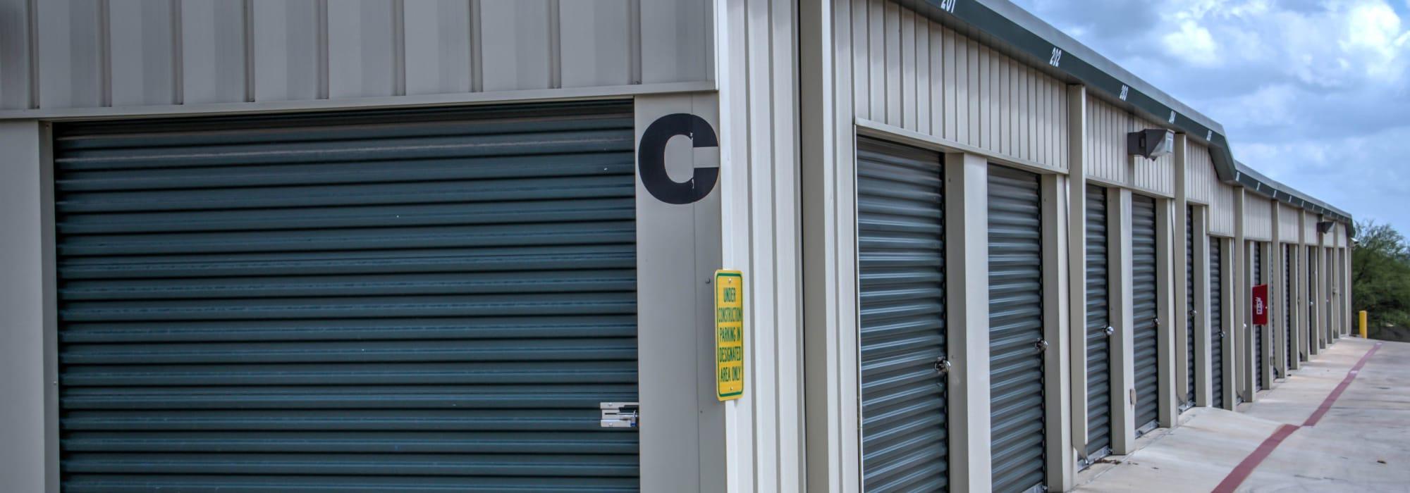 Lockaway Storage in San Antonio, Texas
