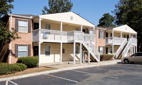 Exterior of Centerview Park in Smyrna, Georgia