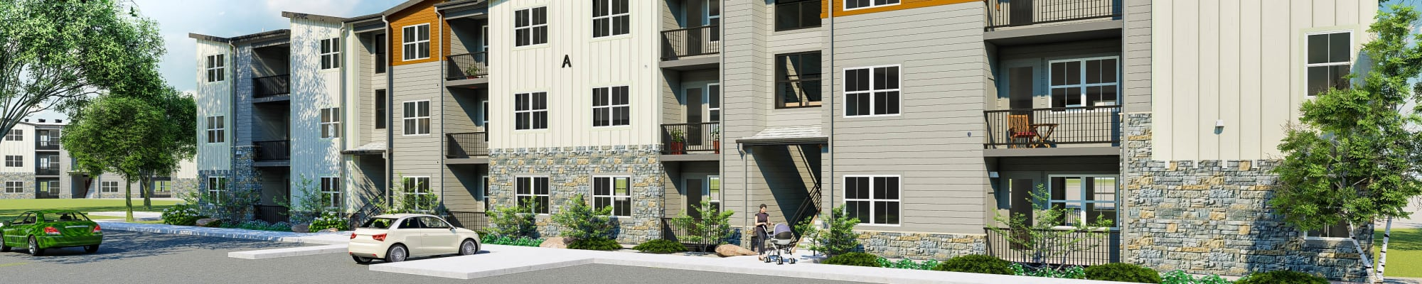 Photo gallery at Fields on 15th Apartment Homes in Longmont, Colorado