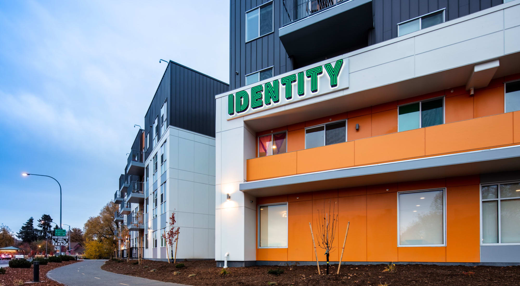 Apartments at IDENTITY Moscow in Moscow, Idaho