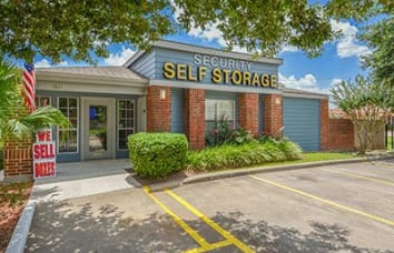 Security Self Storage - Dairy Ashford