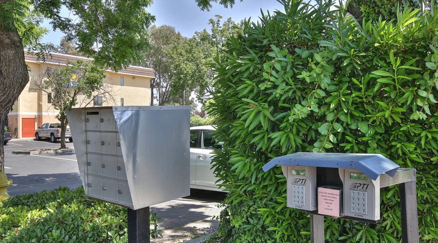 Strict and modern security control in Woodland, California