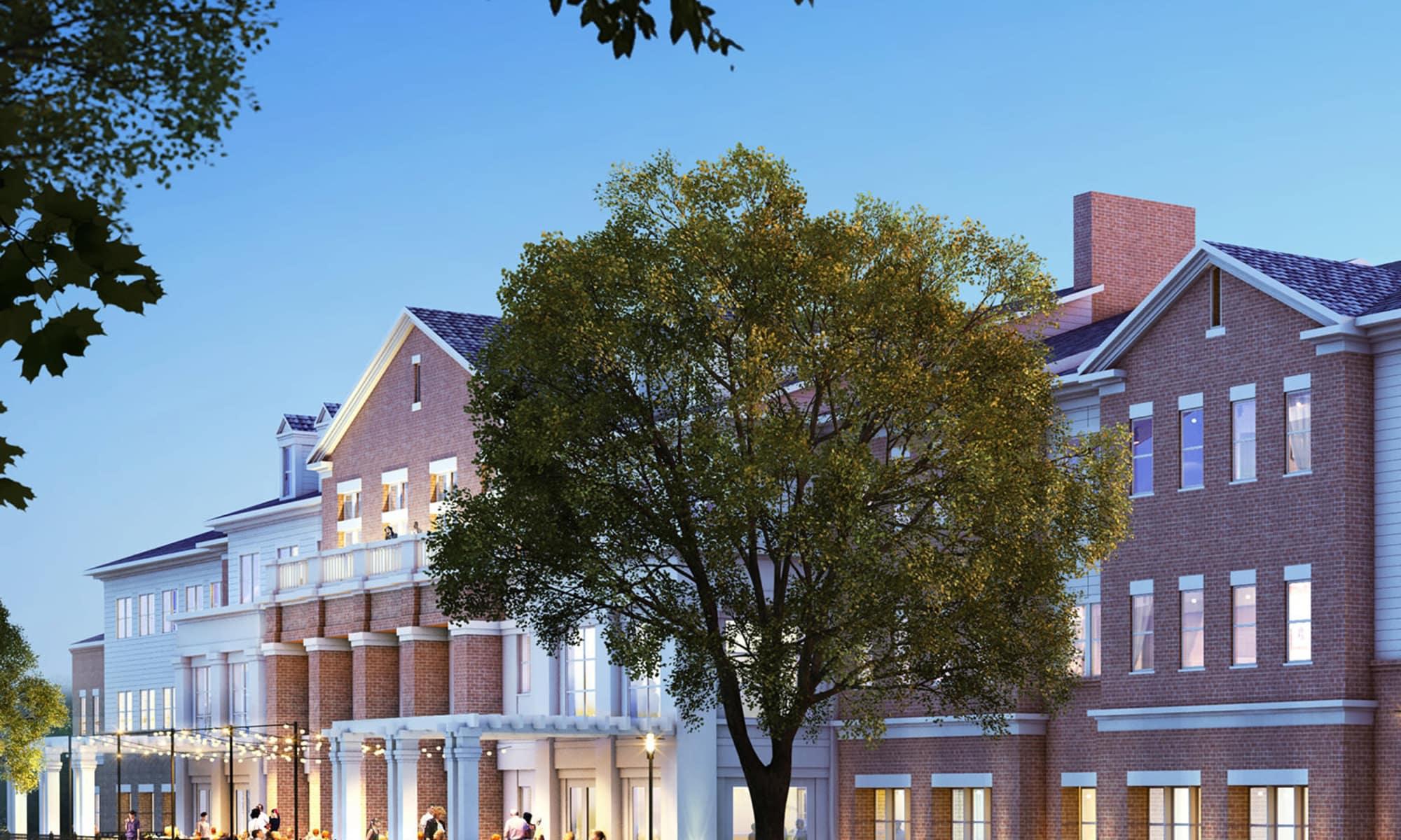 Exquisite senior living facility located in Woodbridge, Virginia