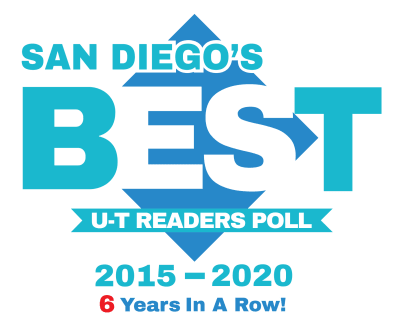 Butterfield Ranch Self Storage is a San Diego's Best of 2016 - Union-Tribute Readers Poll award winner