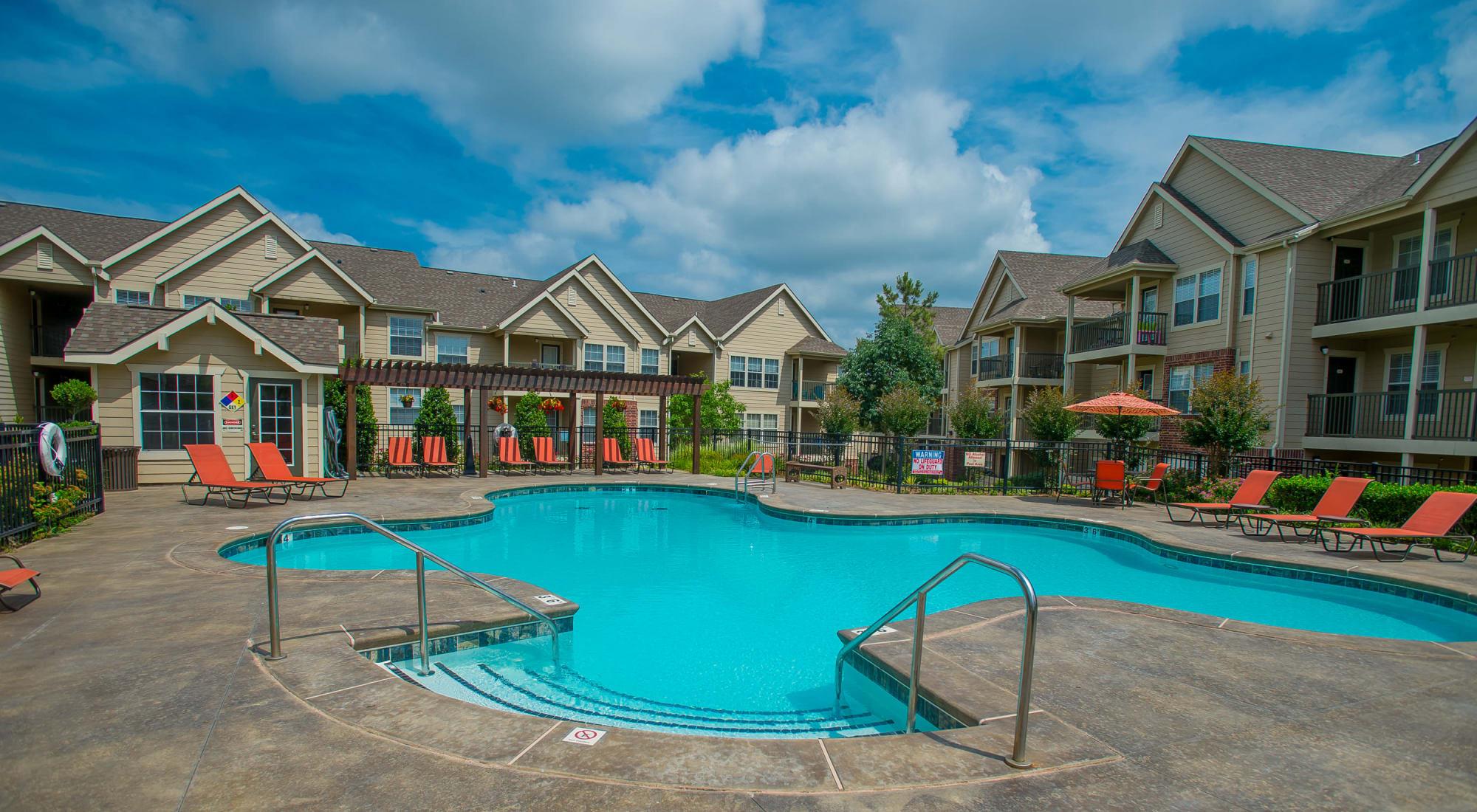 Nickel Creek Apartments in Tulsa, Oklahoma