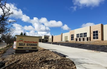 Visit our Stanford Ranch Self Storage in Rocklin, CA
