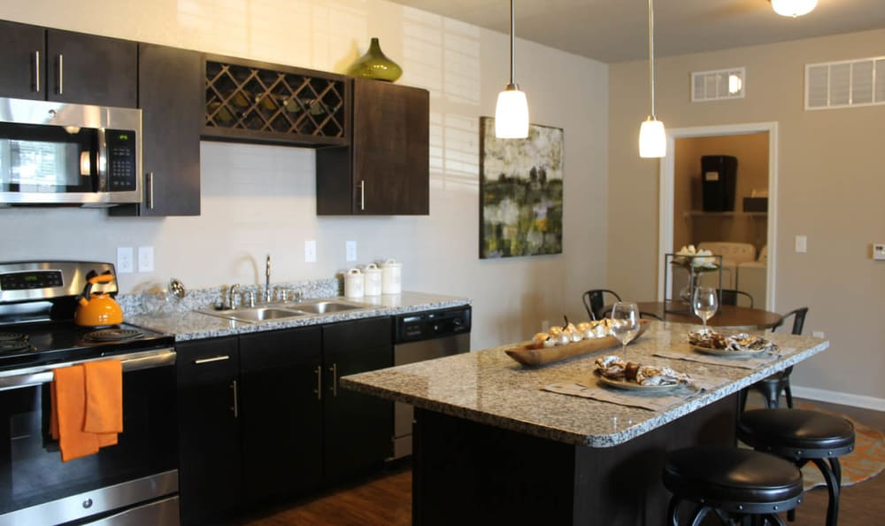 Chef-Quality Kitchen at Springs at Round Rock
