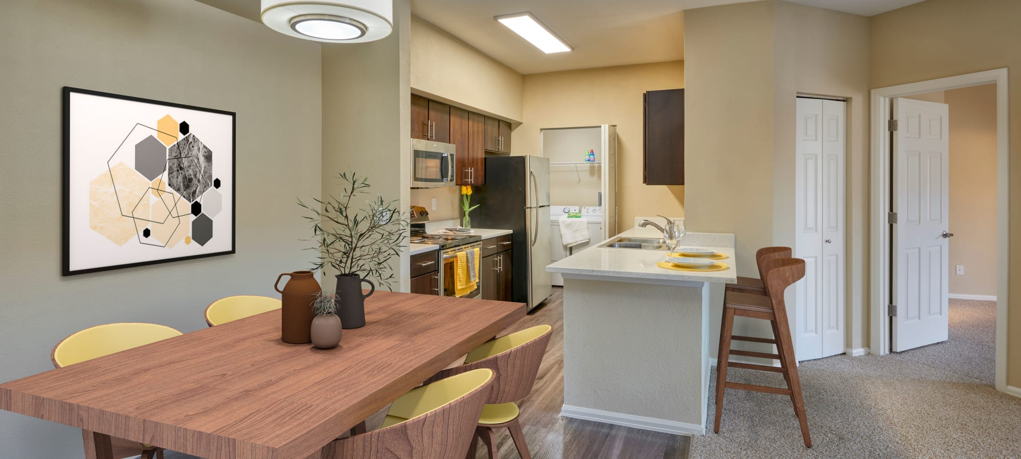 Lakewood, Colorado apartments at The Crossings at Bear Creek Apartments
