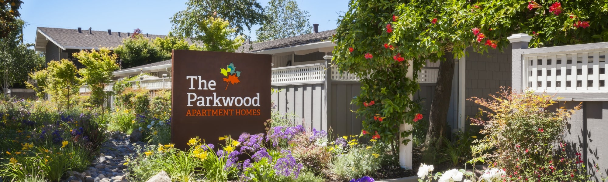 Amenities at Parkwood Apartments in Sunnyvale, California