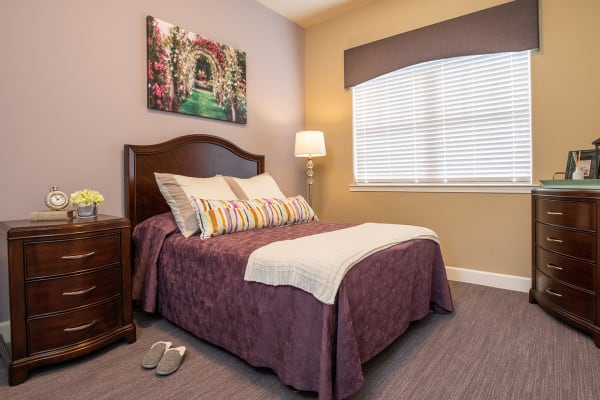 Private Apartment at Forest Creek Memory Care in Overland Park, Kansas
