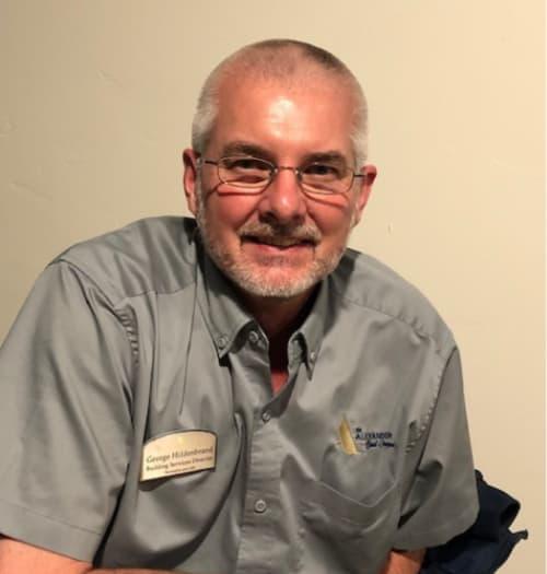 George Hildenbrand, Building Services Director