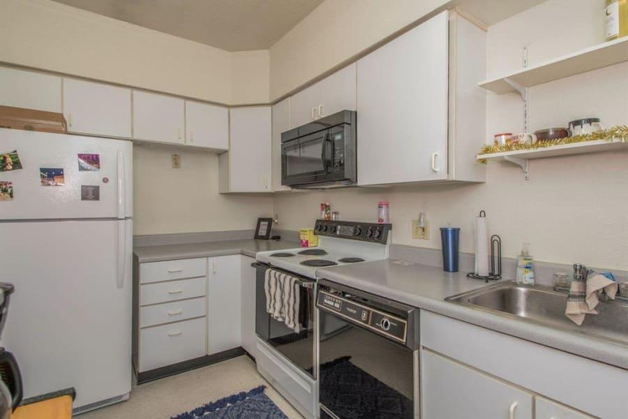 Alta Casa's kitchen in Des Moines, Iowa