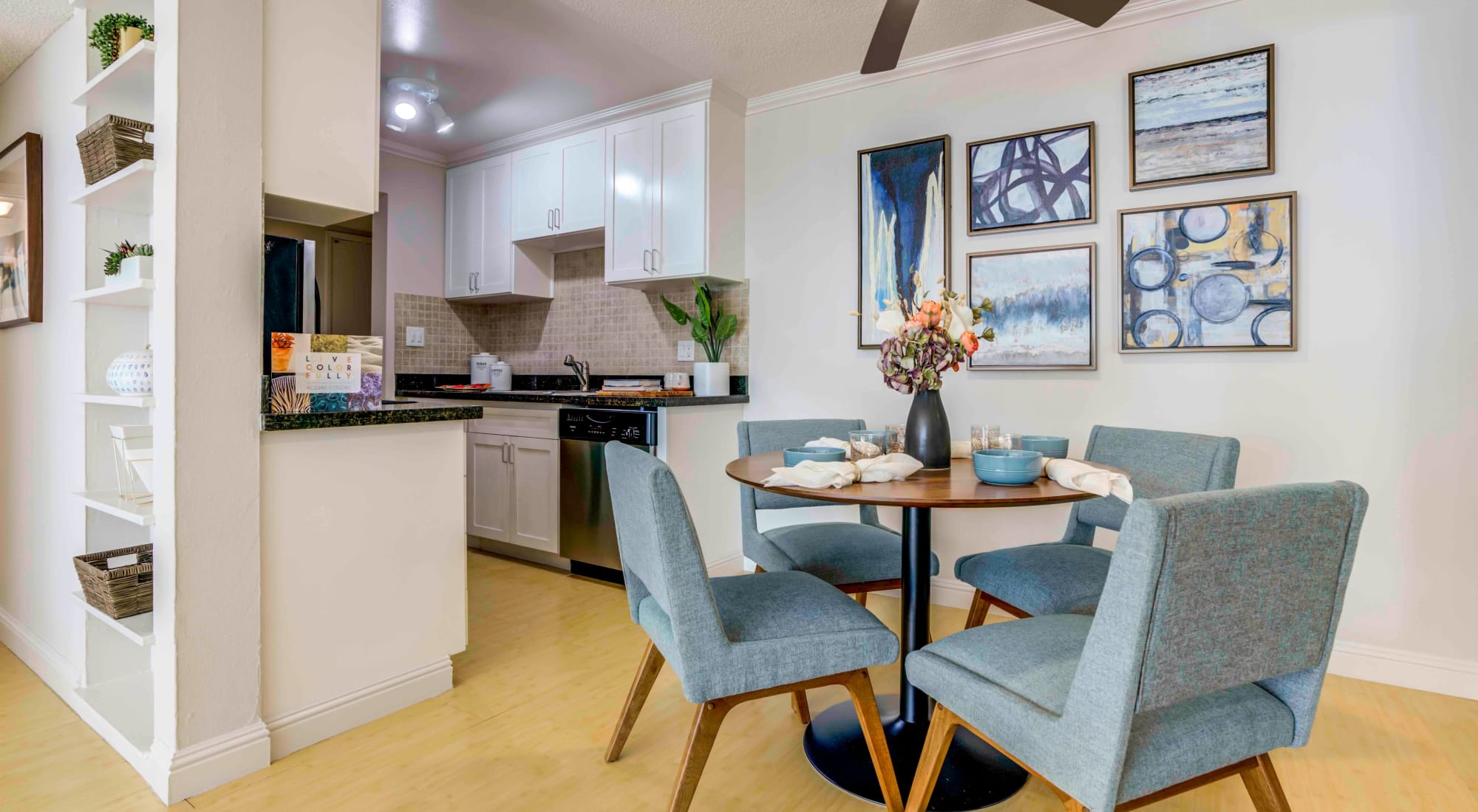 Floor plans at Sofi Redwood Park in Redwood City, California
