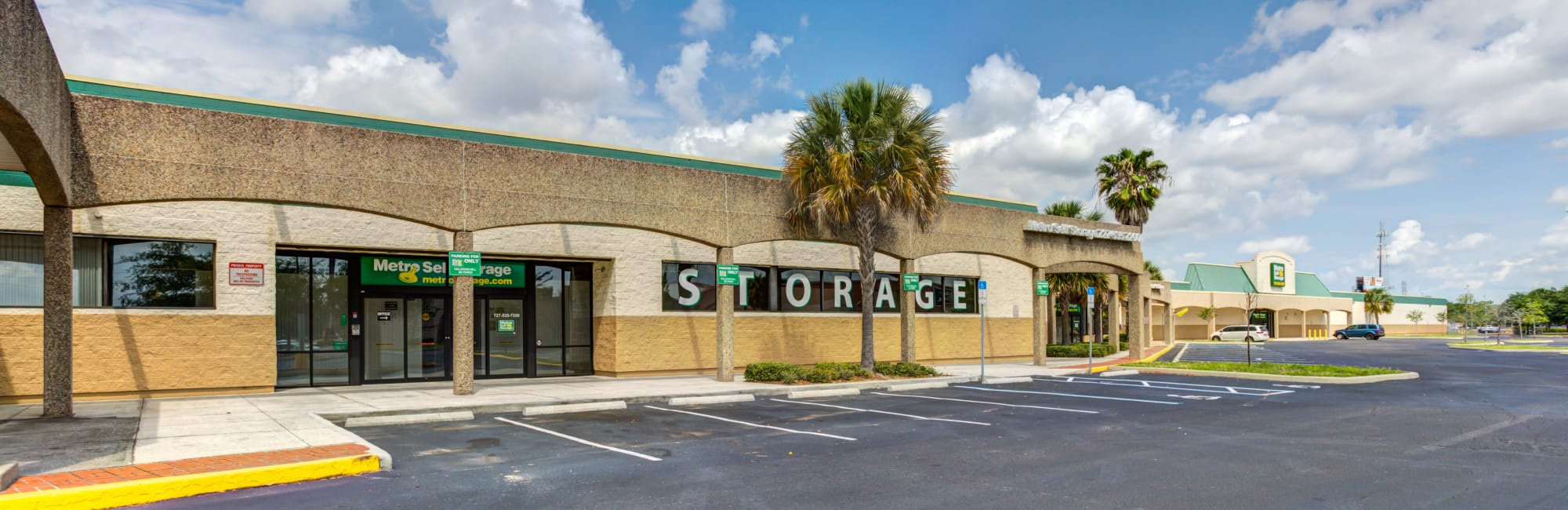 Metro Self Storage In Largo, FL