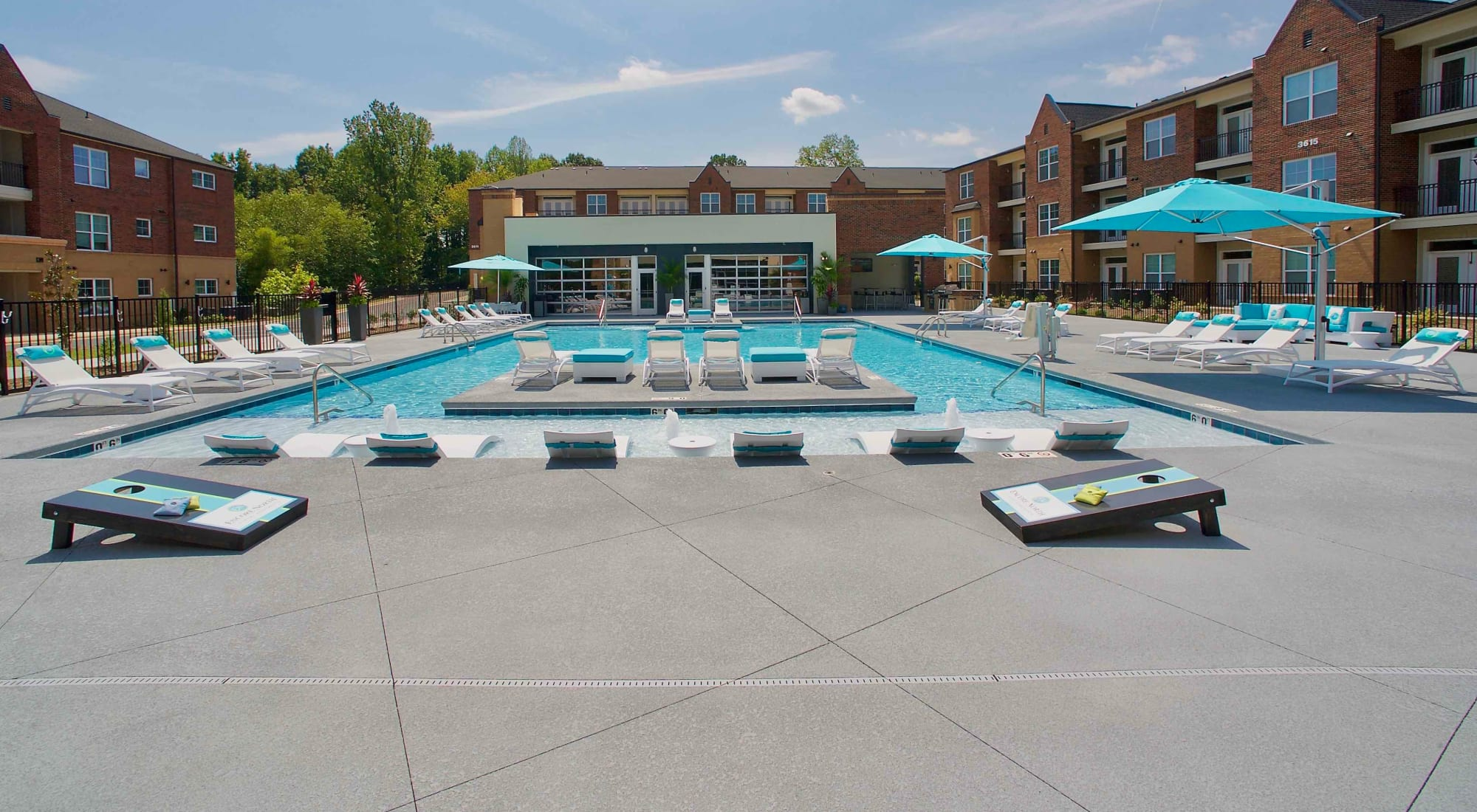 Apartments at Encore North in Greensboro, North Carolina