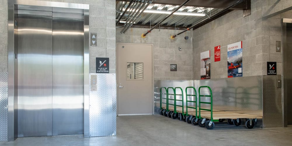 Packing supplies available at StorQuest Self Storage in Walnut Creek, California