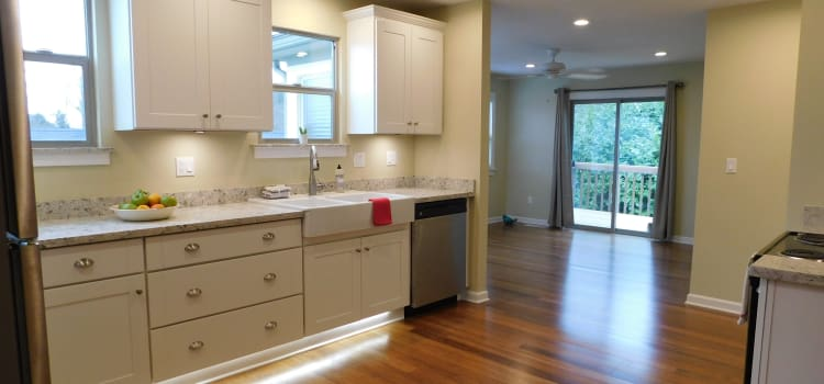 Our apartments in Portland, Oregon offer a kitchen