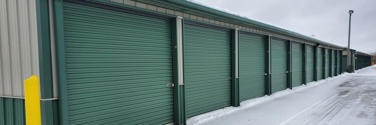 Unit sizes and prices at KO Storage of Alexandria - North in Alexandria, Minnesota