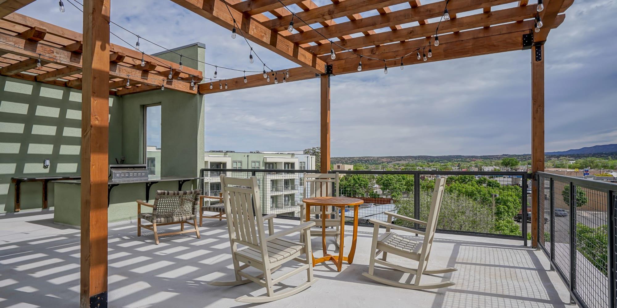 Apartments at Capitol Flats in Santa Fe, New Mexico