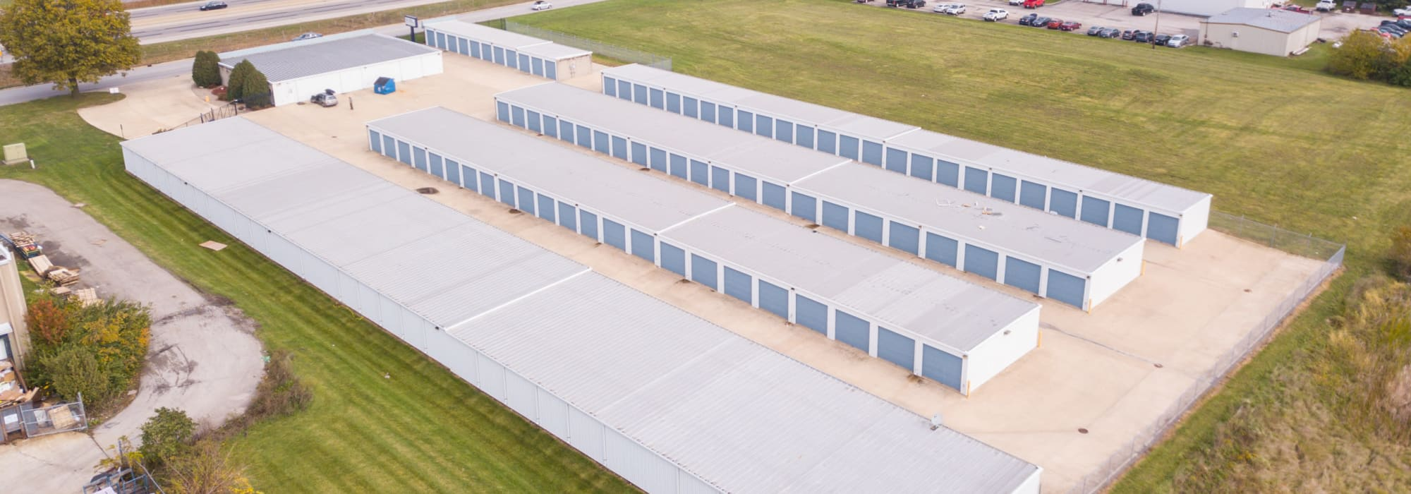 Prime Storage In Champaign, IL