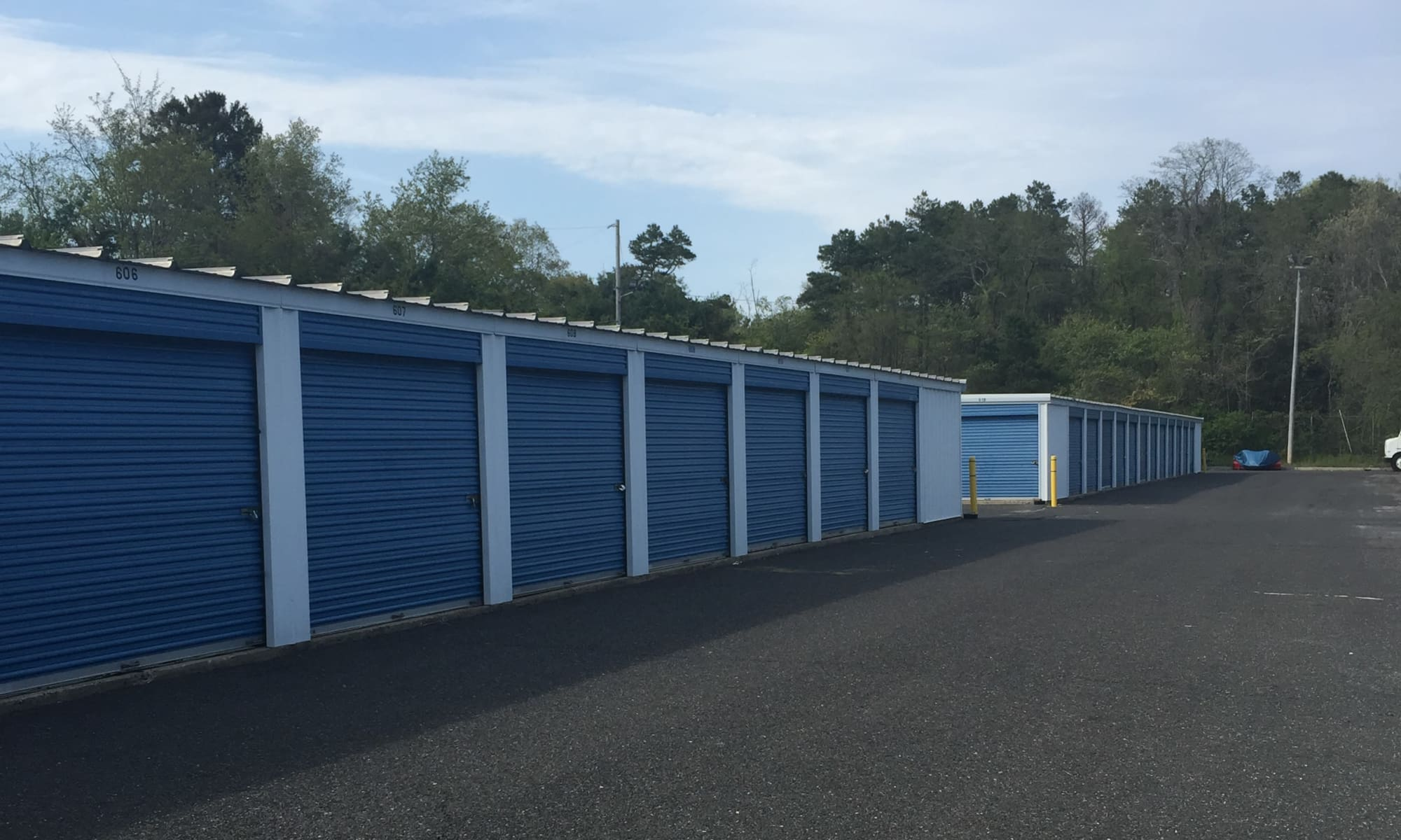 Self storage in Barnegat NJ