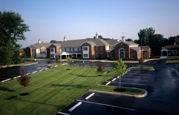 Link to Forest Springs Health Campus's Franciscan Health Care Center location