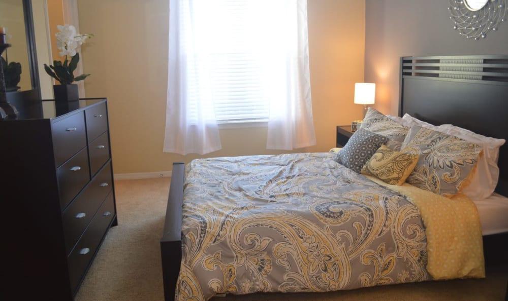 bedroom at Springs at Palma Sola in Bradenton, FL