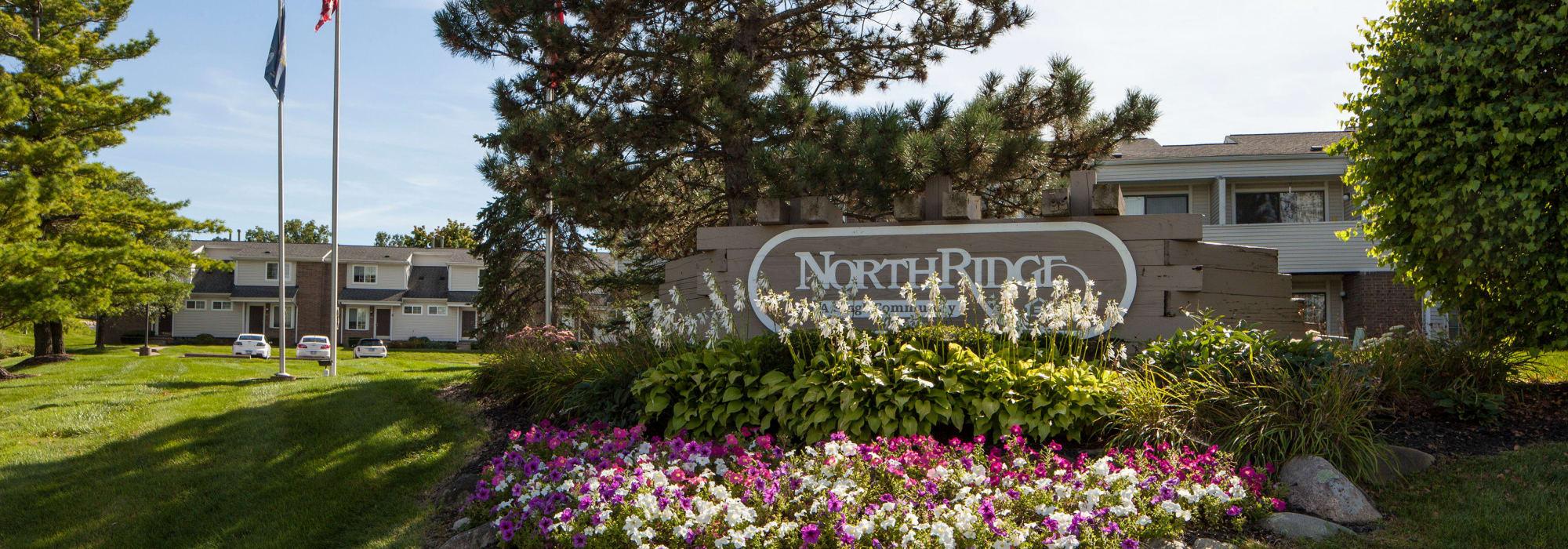 rochester hills, mi apartments for rent | northridge