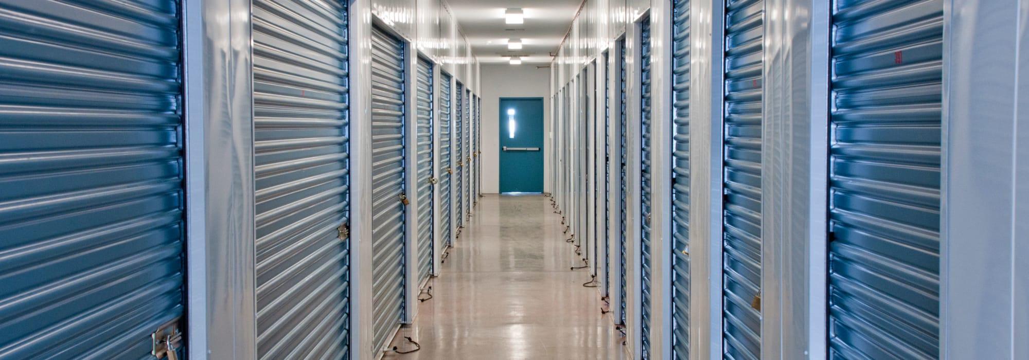 Self storage in Compass Self Storage in West Palm Beach, Florida