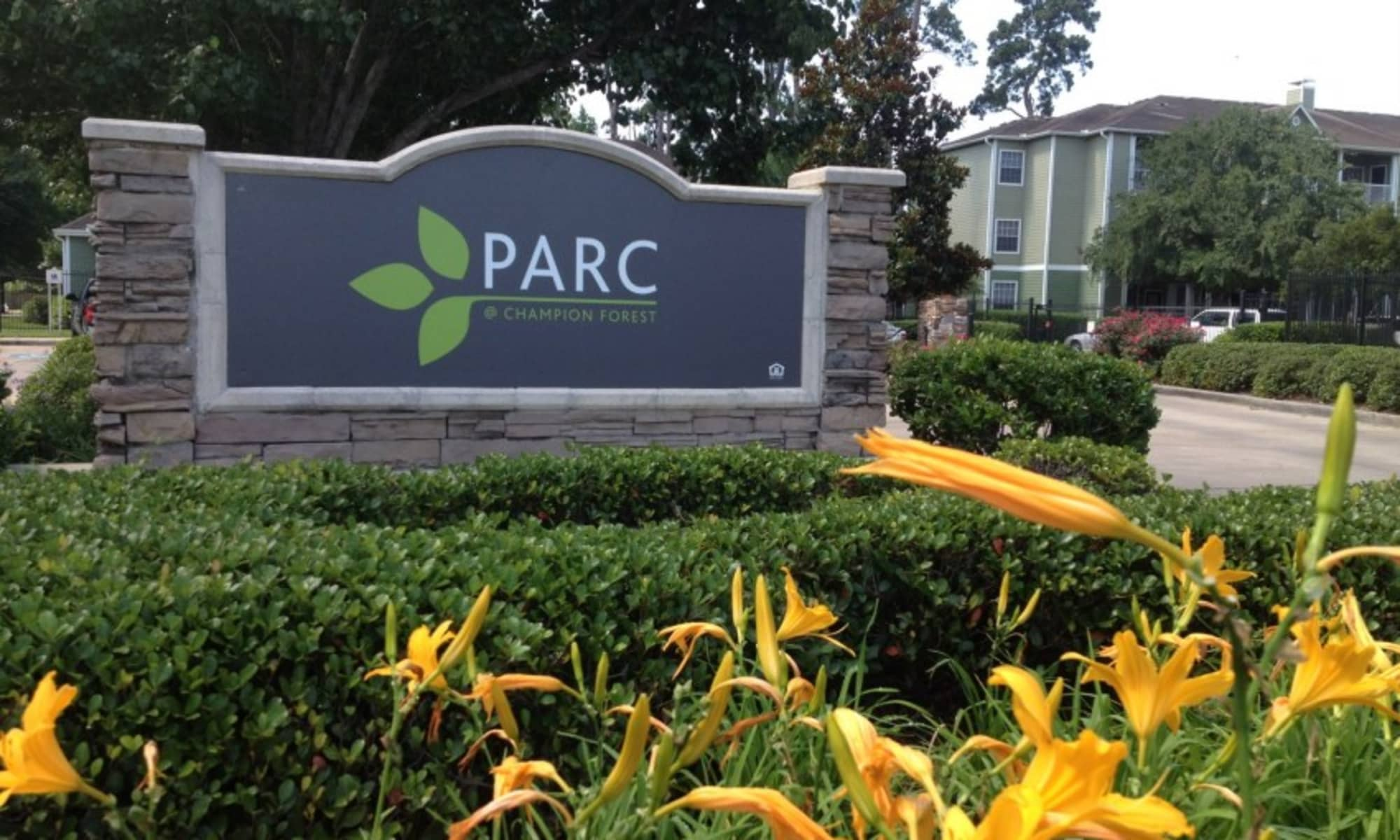 Apartments at Parc @ Champion Forest in Houston, Texas