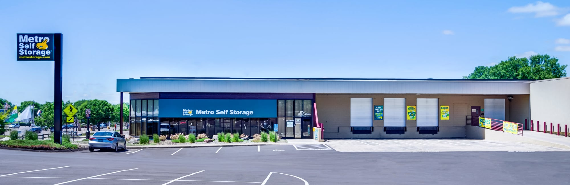 Metro Self Storage in Mound, MN