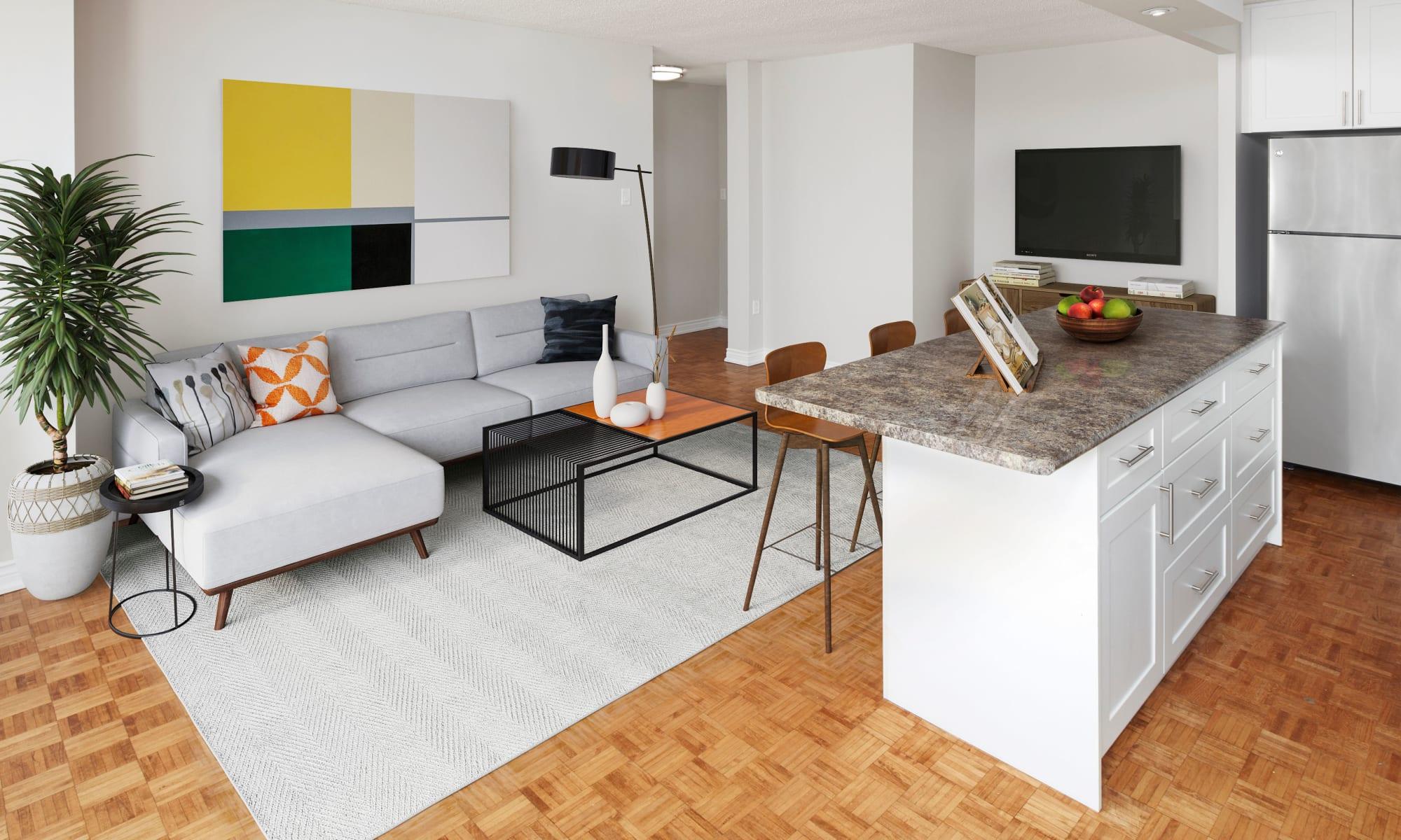 Apartments in Mississauga, Ontario