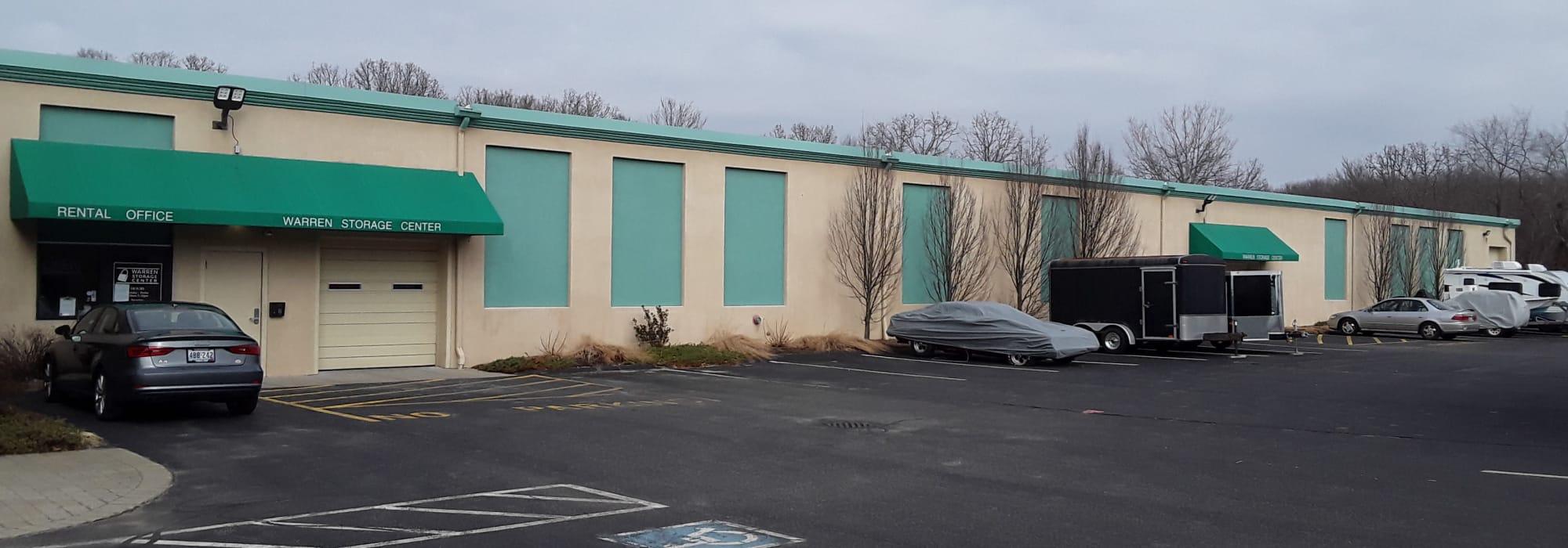Prime Storage in Warren, RI