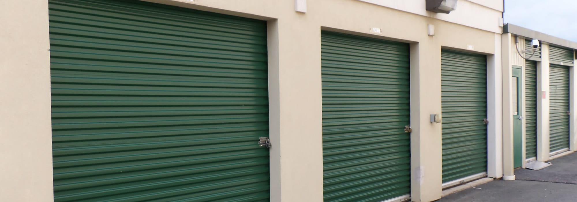 Self storage of Self Storage Plus in Ranson, West Virginia