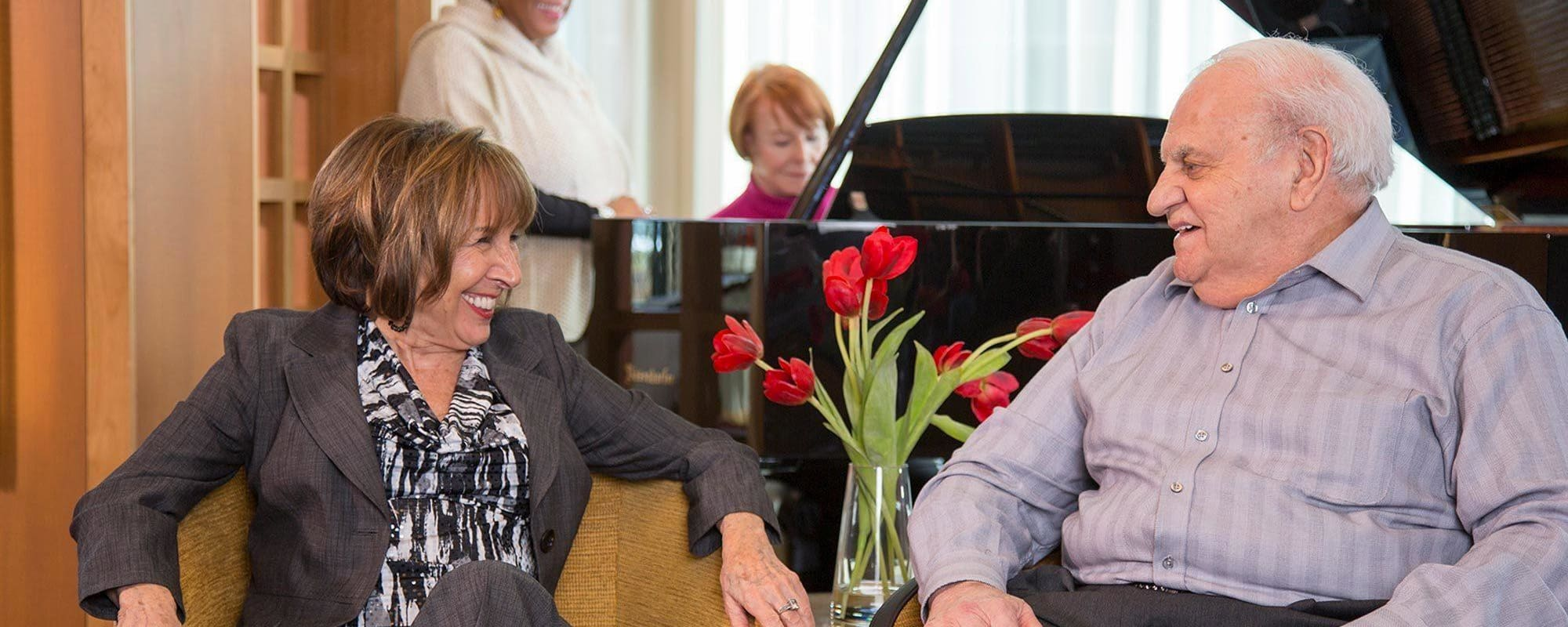 Senior living in Rochester Hills, Michigan at All Seasons Rochester Hills