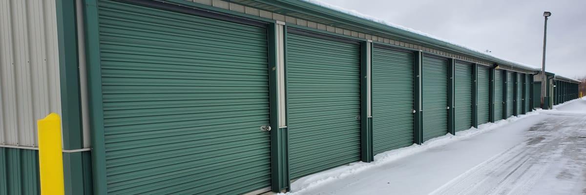 Features at KO Storage of Alexandria - North in Alexandria, Minnesota